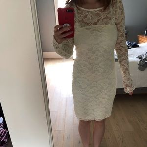 Hale Bob Lace Dress